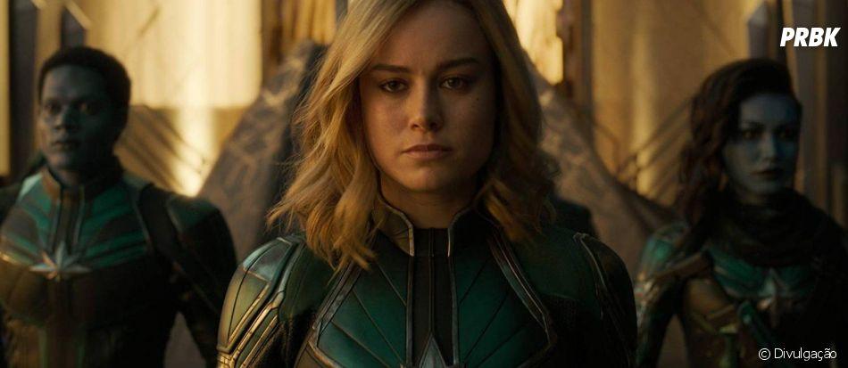 """Filme """"Capitã Marvel"""" traz uma abordagem da visão feminina e agrada público como nunca"""