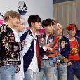 No dia 13 de abril, um depois do comeback, o BTS se apresentará no Saturday Night Live