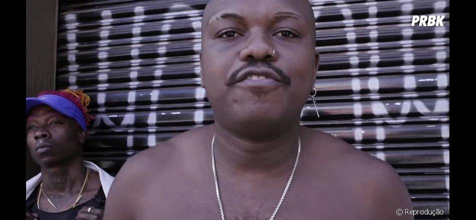 """Djonga libera seu terceiro álbum, """"Ladrão"""" e para o Rap brasilero"""