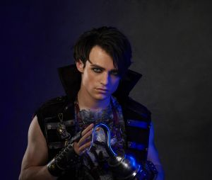 """Descendentes 3"": Thomas Doherty interpreta Harry Hook"