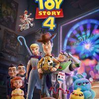"""Trailer oficial de """"Toy Story 4"""" mostra Woody, Forky, Betty e os brinquedos em muitas confusões"""