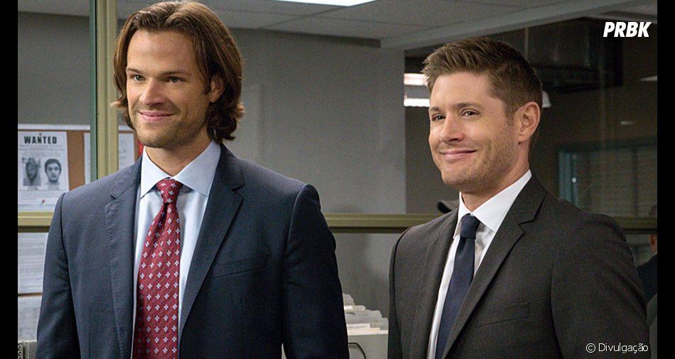 """Parece que Sam (Jared Padalecki) e Dean (Jensen Ackles) ainda terão algumas aventuras em """"Supernatural"""""""