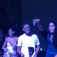 A Gaiola se reuniu no aniversário da Hana. Os ex-BBBs Danrley, Elana e Tereza dançaram com a aniversariante