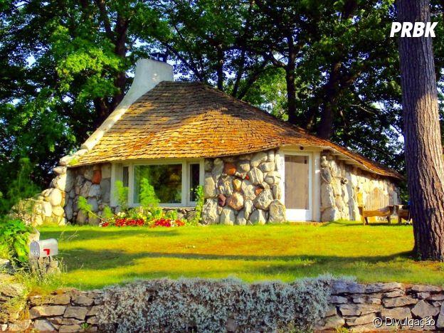 """Essa casa não passa a impressão de que o Gandalf, de """"O Senhor dos Anéis"""", pode chegar a qualquer momento para fazer uma visita?"""