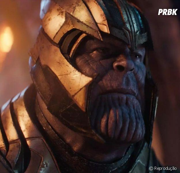 """De """"Vingadores: Ultimato"""": Thanos (Josh Brolin) aparece em novo trailer e ingressos para a estreia do filme já podem ser comprados"""