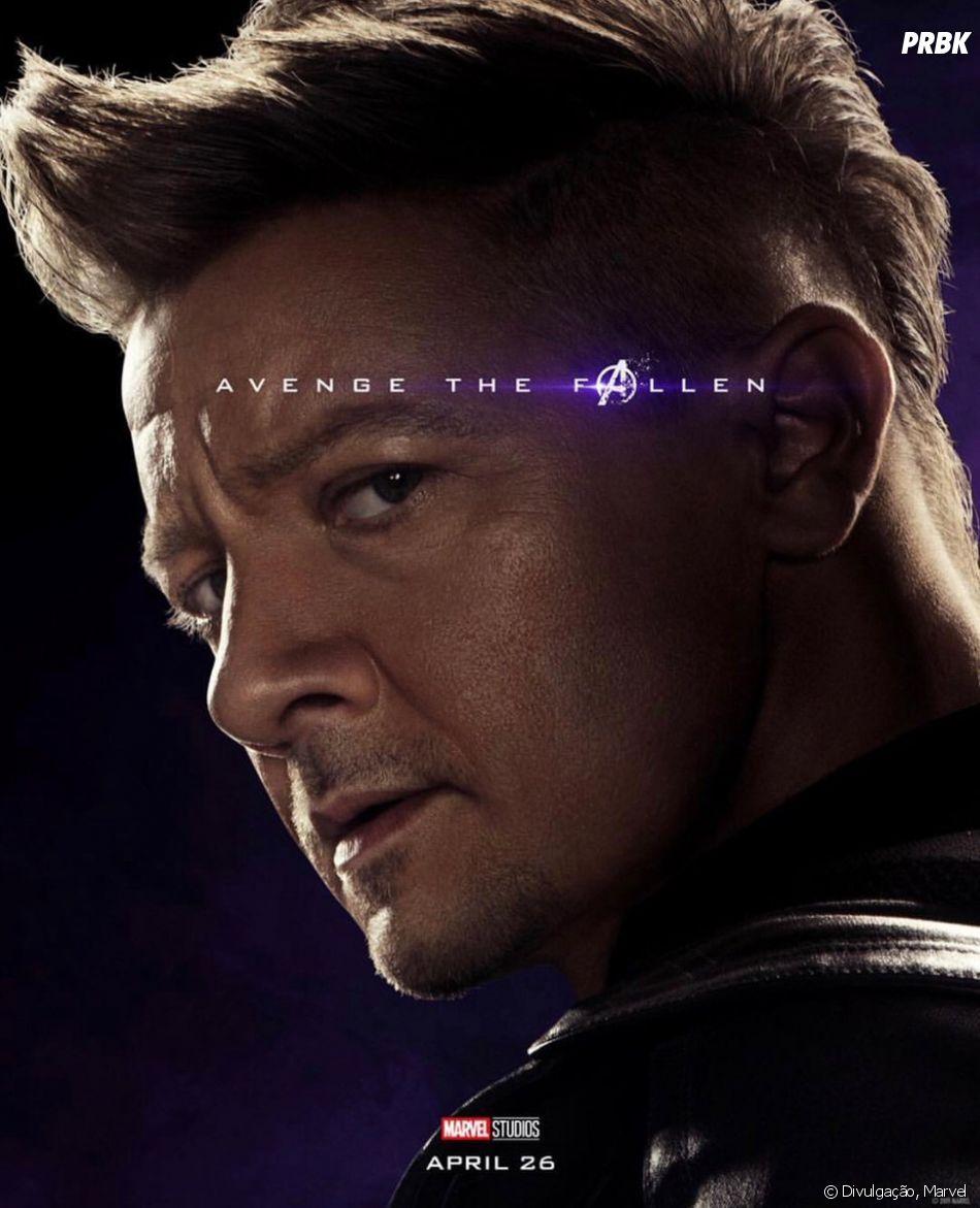 """""""Vingadores Ultimato"""": até o Gavião Arqueiro ( Jeremy Renner) voltará para enfrentar Thanos(Josh Brolin)"""