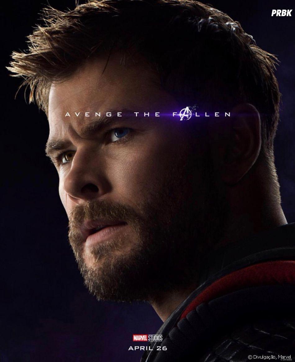"""""""Vingadores Ultimato"""": será que Thor (Chris Hemsworth) vai conseguir acabar com Thanos (Josh Brolin)?"""
