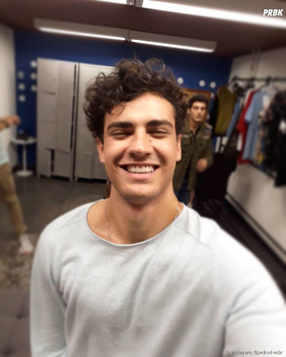 """De """"Malhação - Toda Forma de Amar"""": Pedro Alves revela que é bissexual e que já namorou com meninas e meninos"""