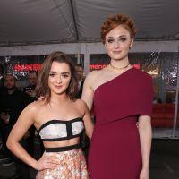 """Maisie Williams e Sophie Turner querem atuar juntas pós-""""Game of Thrones"""" e já sabem em quê"""