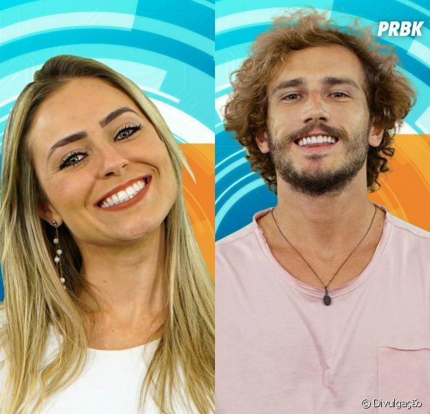 """""""BBB19"""": Paula ou Alan, quem deve vencer o reality show nesta sexta-feira (12)?"""