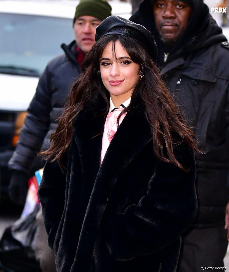 Vale lembrar que Camila Cabello já está trabalhando no seu segundo álbum
