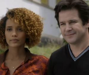 """Jonas (Murilo Benício) e Verônica (Taís Araújo) ficam juntos em """"Geração Brasil"""""""