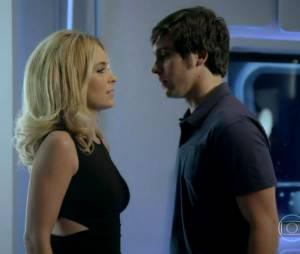 """Em """"Geração Brasil"""", Pamela (Claudia Abreu) encontrará a felicidade ao lado de Ernesto (Felipe Abib)"""