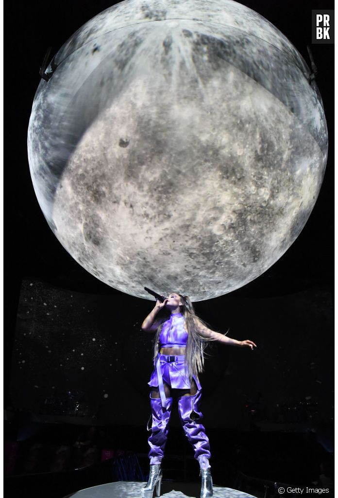 Ariana Grande Sweetener World Tour E 15 Fotos Incriveis Da Turne Purebreak