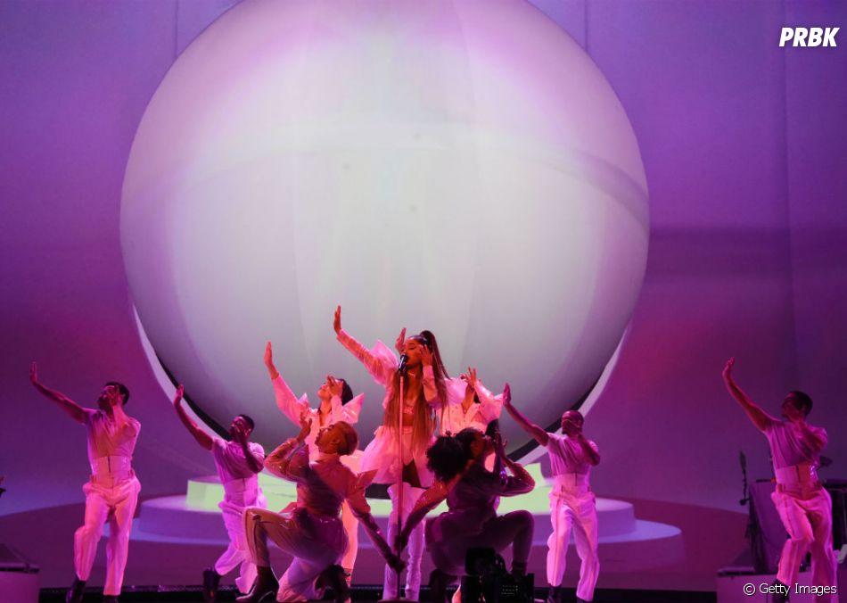 """""""Sweetener World Tour"""": Ariana Grande montou uma grande estrutura para essa nova turnê"""