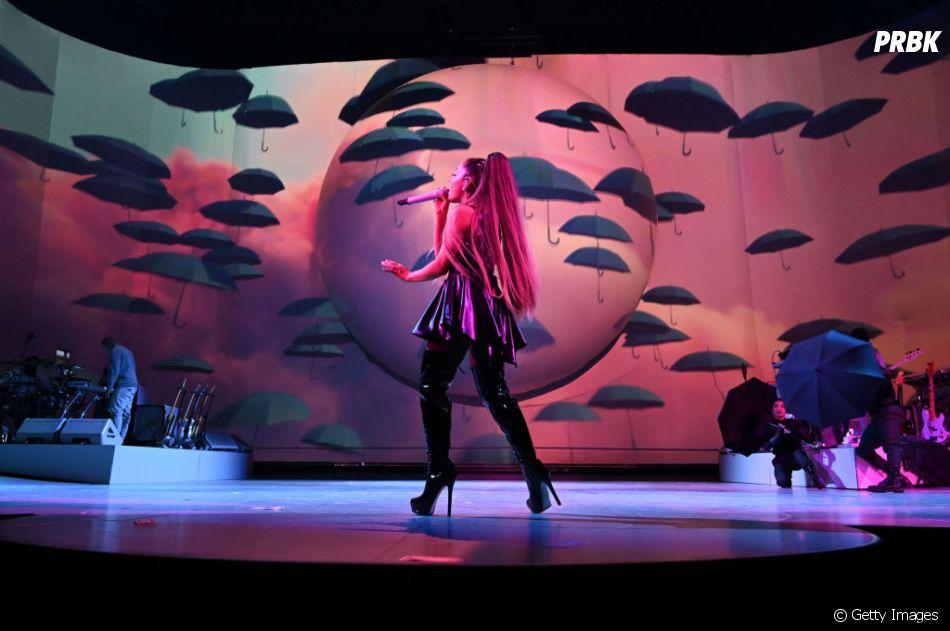 """""""Sweetener World Tour"""": Ariana Grande também gostar de fugir da realidade"""