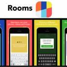 """Facebook lança """"Rooms"""": um app para iOS com salas de bate-papo anônimas"""