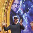 """De """"Vingadores"""": atores agora tem suas mãos na Calçada da Fama de Hollywood"""