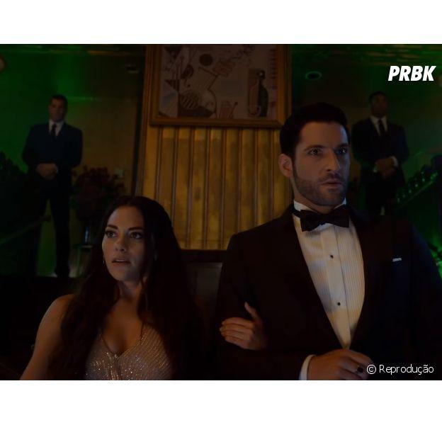 """""""Lucifer"""" Tem Trailer Da 4ª Temporada Divulgado: Eva E"""