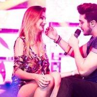 Luan Santana pode estar namorando loira que beijou em show no Rio de Janeiro