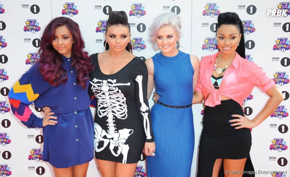 """Little Mix mostrou uma mega produção ao cantar """"Move"""" no """"The X-Factor UK"""""""