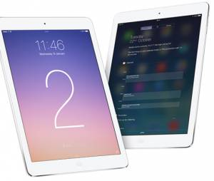 iPad Air 2, tablet da Apple, enverga como o iPhone 6 Plus