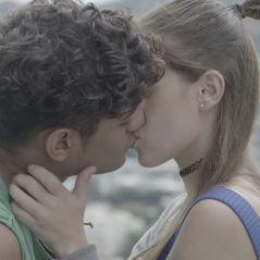 """O primeiro beijo entre Anjinha e Cléber acontecerá ainda nesta semana em """"Malhação"""""""