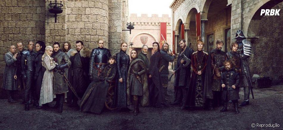 """""""Game of Thrones"""": quem ficará com o Trono de Ferro?"""