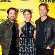 """""""This is Us"""":Milo Ventimiglia e Mandy Moore são Jack e Rebecca, os pais de Kevin, interpretado por Justin Hartley"""