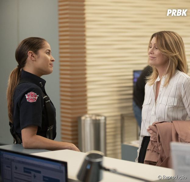 "ABC promete mais episódios de crossover de ""Grey's Anatomy"" e ""Station 19"""
