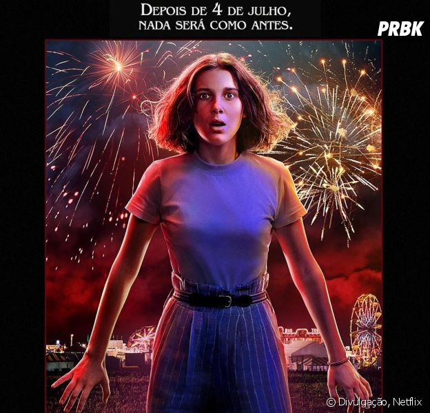 """Stranger Things"": Eleven estará mais evoluída na 3ª temporada, diz Millie Bobby Brown"
