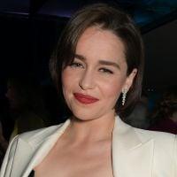 """Emilia Clarke está com medo da opinião de Beyoncé com o final de """"Game of Thrones"""""""