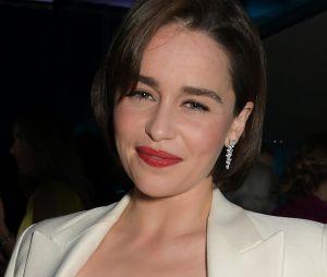 """Emilia Clarke disse que se preocupou com opinião de Beyoncé no final de """"Game of Thrones"""""""