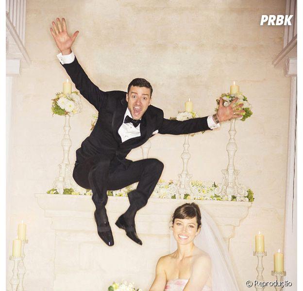 Justin Timberlake e Jéssica Biel estão juntos desde 2007