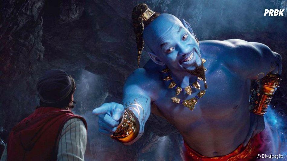 """O filme live-action de """"Aladdin"""" já está nos cinemas de todo o Brasil"""