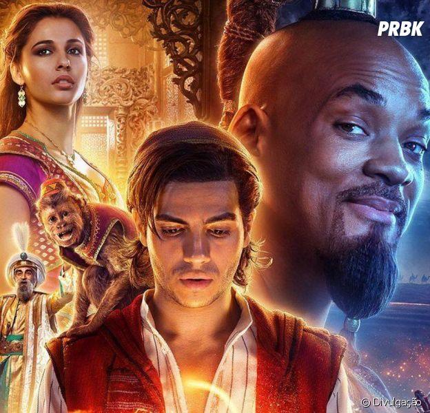 """""""Aladdin"""": as trilhas sonoras nas versões português e inglês estão disponíveis e nós queremos saber a sua opinião!"""