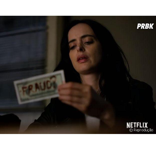 """3ª temporada de """"Jessica Jones"""" ganha trailer cheio de ação"""