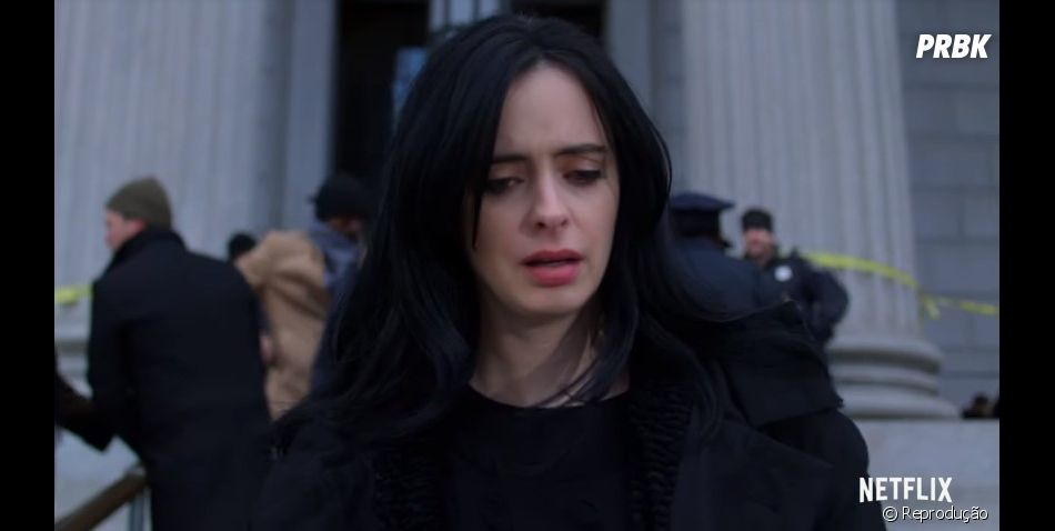 "Netflix libera trailer da temporada final de ""Jessica Jones"""
