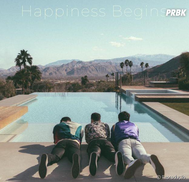"""""""Happiness Begins"""": Jonas Brothers lançam álbum novo e o Purebreak conta tudo o que achou no Hino ou Bomba"""