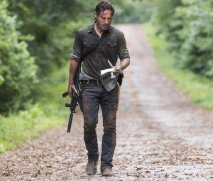 """Após referência, podemos ver mais de Rick (Andrew Lincoln) em """"Fear the Walking Dead"""""""
