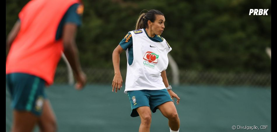 Copa do Mundo Feminina: Marta é confirmada em jogo do Brasil contra a Austrália