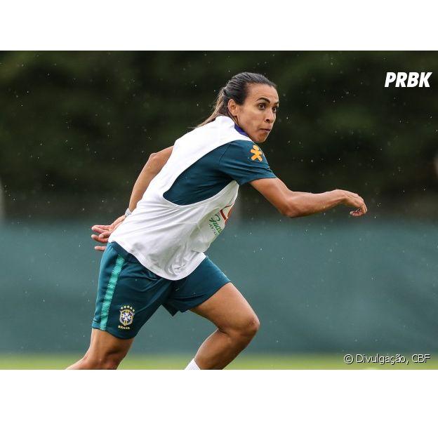 Copa do Mundo Feminina: Marta é confirmada em jogo contra a Austrália