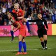 Copa do Mundo feminina: Estados Unidos fazem 13 gols em jogo contra a Tailândia
