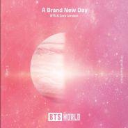 """V e J-Hope se unem a Zara Larsson em """"A Brand New Day"""", segunda faixa da trilha sonora do BTS World"""