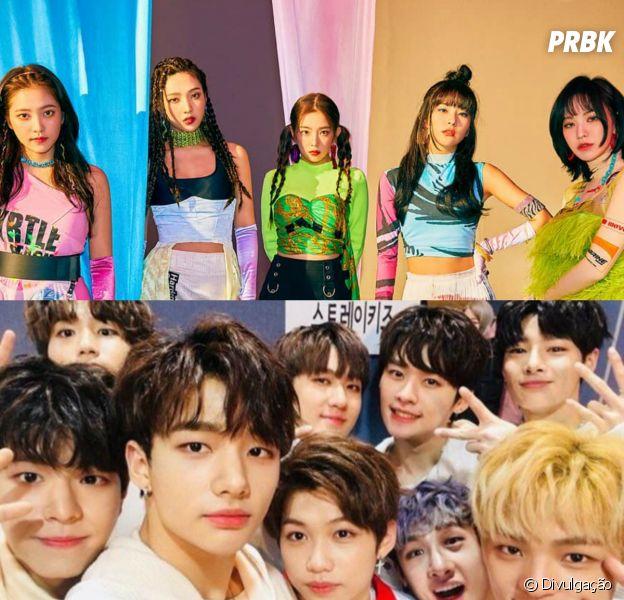 Stray Kids ou Red Velvet: qual dos grupos fez o melhor comeback?