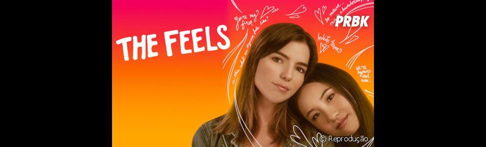 """""""The Feels"""" é a história de um casal lésbico que vai se casar mas tem sua relação abalada quando uma delas confessa que nunca teve um orgasmo"""