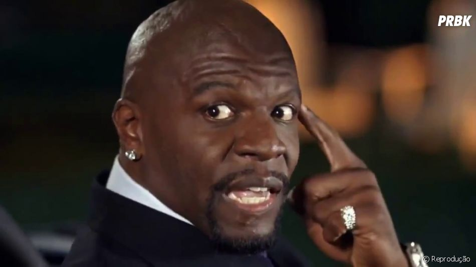"Terry Crews diz que ""As Branquelas 2"" vai sair do papel"