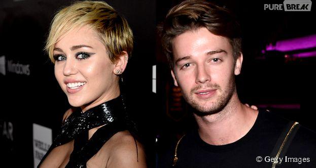 Miley Cyrus e Patrick Schwarzenegger estão amadurecendo um relacionamento