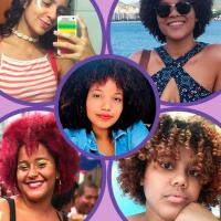 Conheça 5 meninas que aderiram à transição capilar e se emocione com as histórias