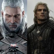 """Compare os personagens do jogo """"The Witcher"""" com os da série da Netflix"""